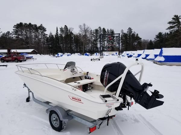 2020 Boston Whaler boat for sale, model of the boat is 160 Super Sport & Image # 21 of 45