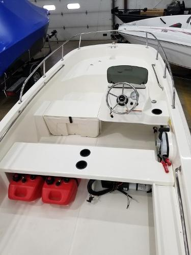 2020 Boston Whaler boat for sale, model of the boat is 160 Super Sport & Image # 39 of 45