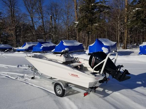 2020 Boston Whaler boat for sale, model of the boat is 160 Super Sport & Image # 40 of 45