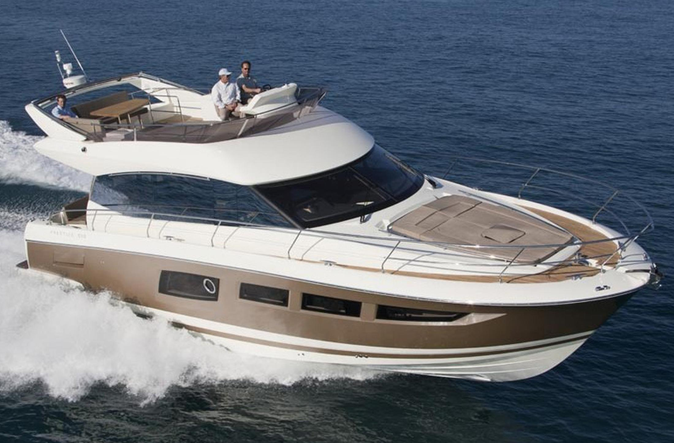 Used prestige yachts for sale for 50 ft motor yachts for sale