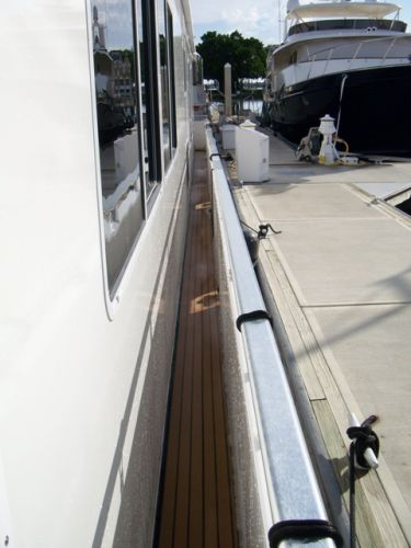 Port Side Deck