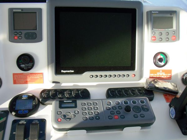 Raymarine G-21 Integrated System