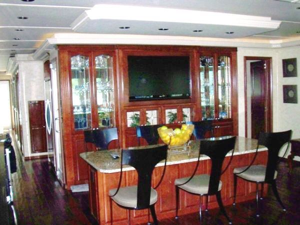 Dinette & Entertainment Center