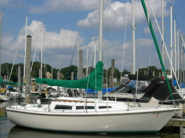 Catalina Brewer Spring Boat Show RI Cruisers Listing Number: M-1089893