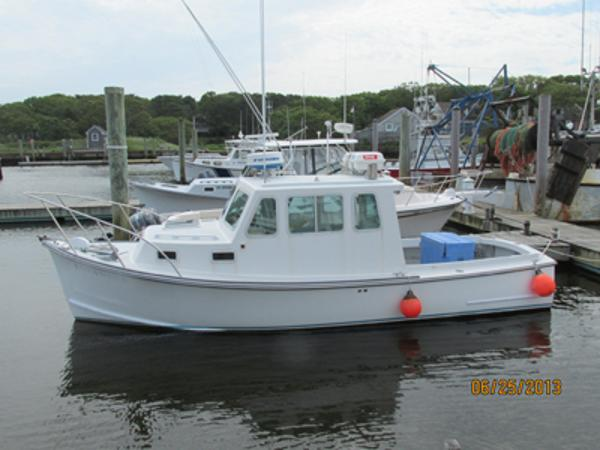 2008 duffy fiberglass tuna for sale for Tuna fishing boats for sale