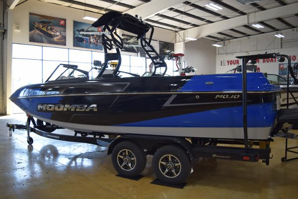 2018 MOOMBA MOJO for sale