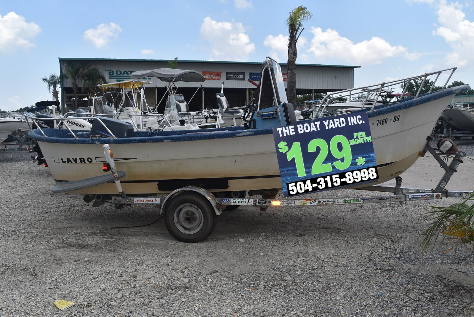 1983 Lavro boat for sale, model of the boat is 20-D & Image # 1 of 17
