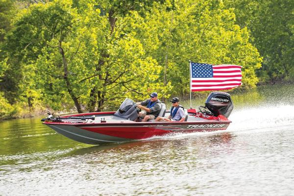 2018 Tracker Boats boat for sale, model of the boat is Pro Team 175 TXW & Image # 2 of 35