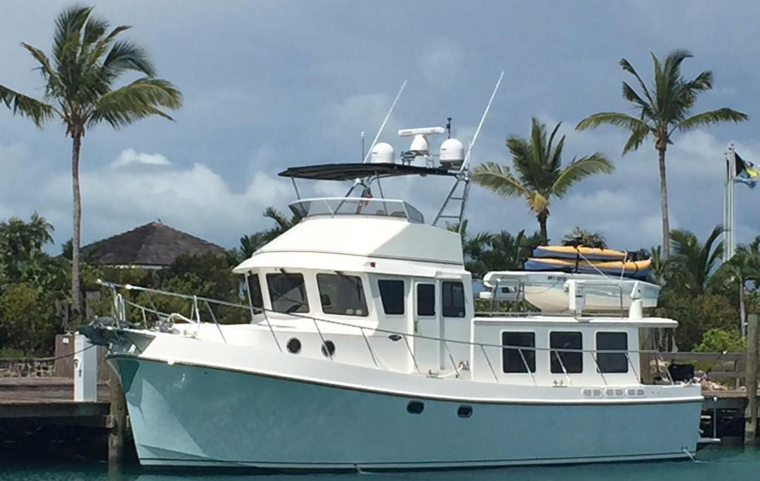 Picture Of:  48' American Tug 485 2015Yacht For Sale | 29