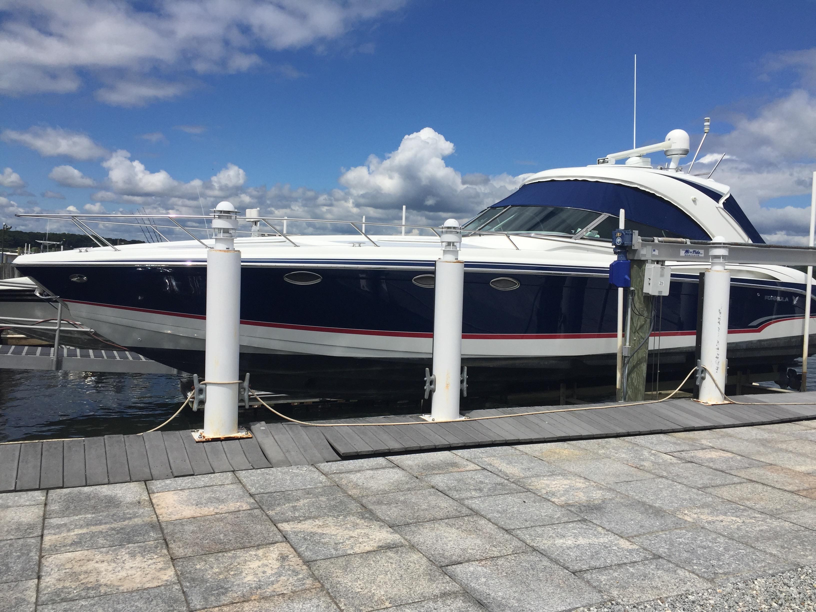 40 Formula 2007 For Sale In Old Saybrook Connecticut Us Denison Yacht Sales