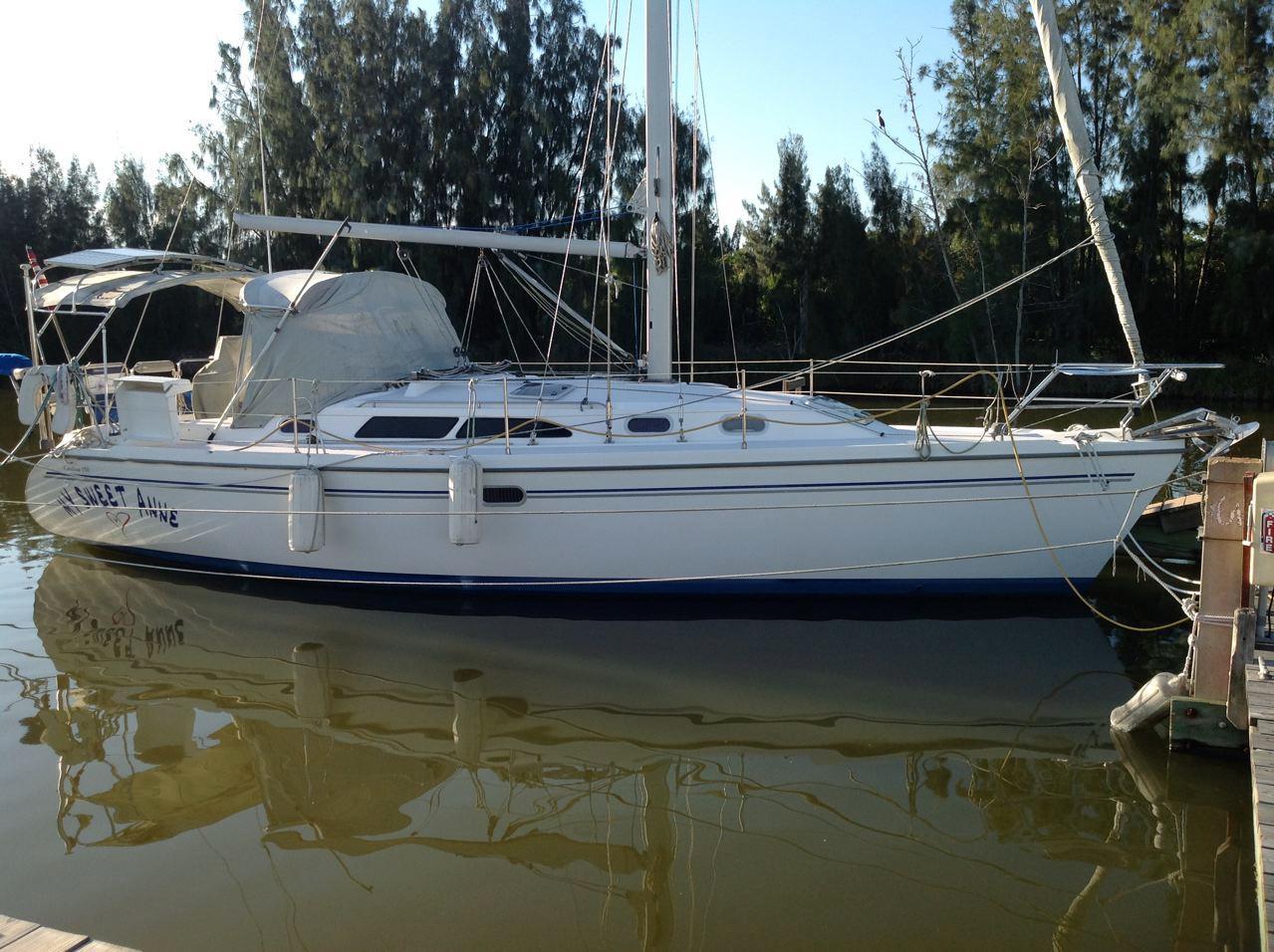 35' Catalina 2003 350