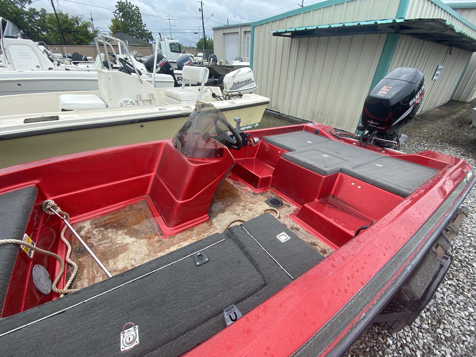 1997 Tidecraft boat for sale, model of the boat is 15 & Image # 4 of 5