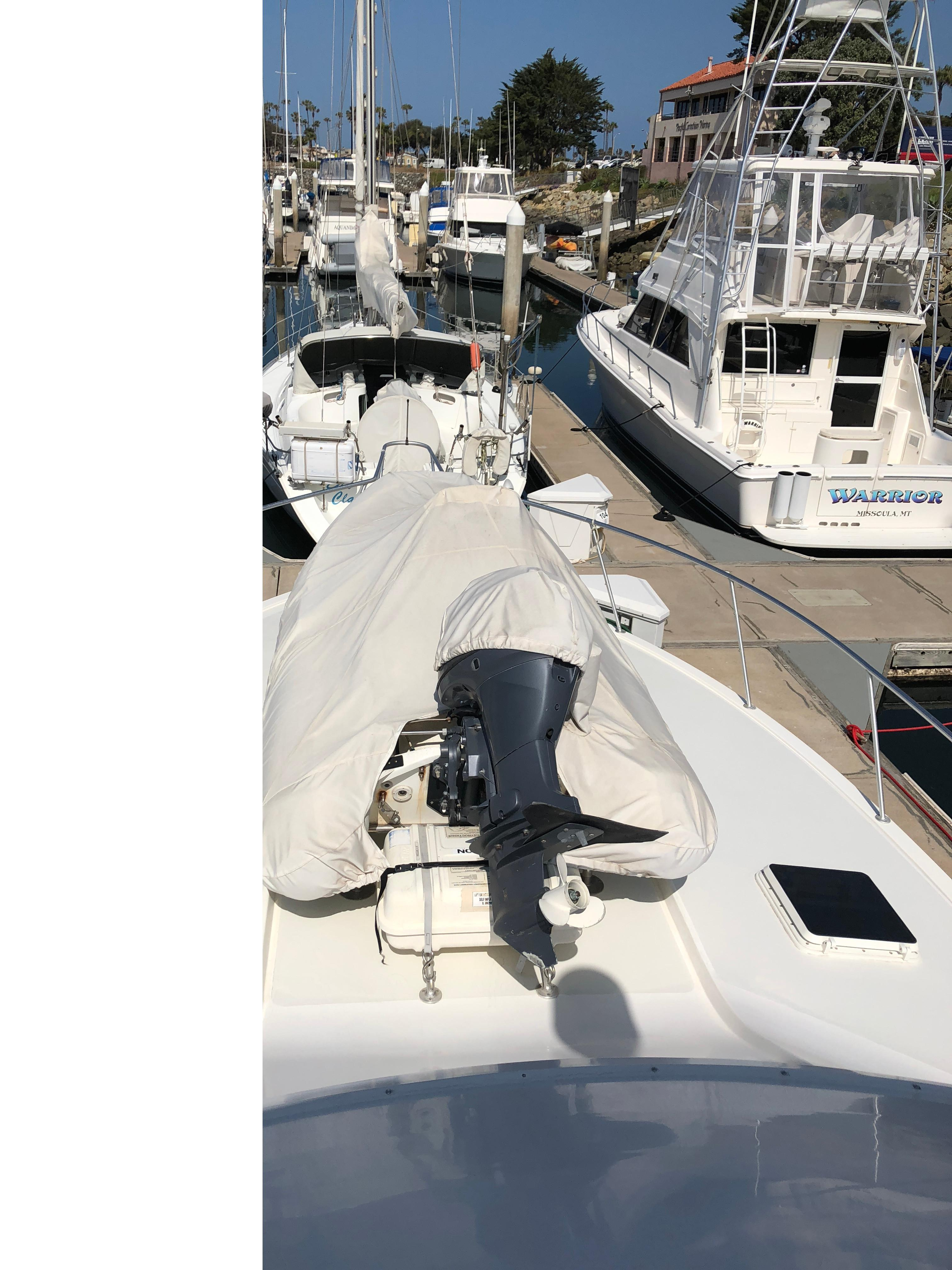 50' Bertram 50 Convertible Sport Fisherman 1990 | Seacoast Yachts