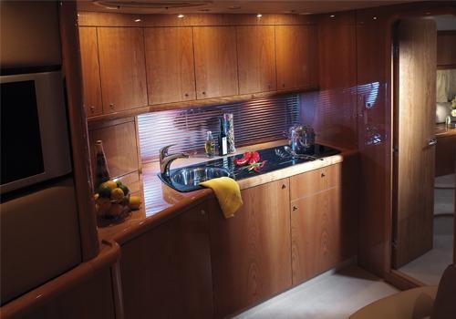 Manufacturer Provided Image: Forward Cabin