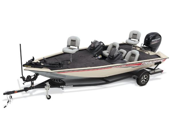 2018 TRACKER BOATS PRO TEAM 195 TXW 40TH ANNIVERSARY EDITION for sale