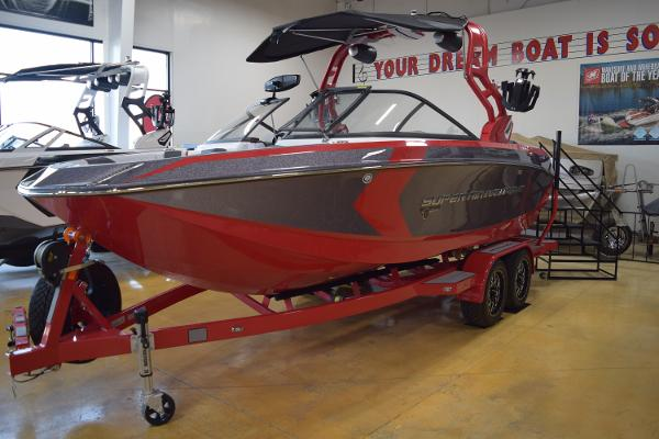 2018 NAUTIQUE SUPER AIR G21 for sale