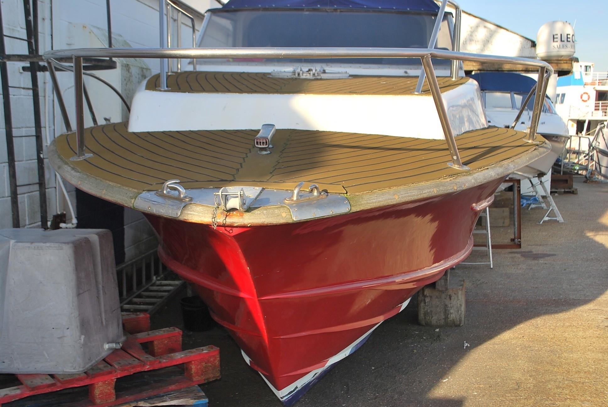 Custom Power Boat