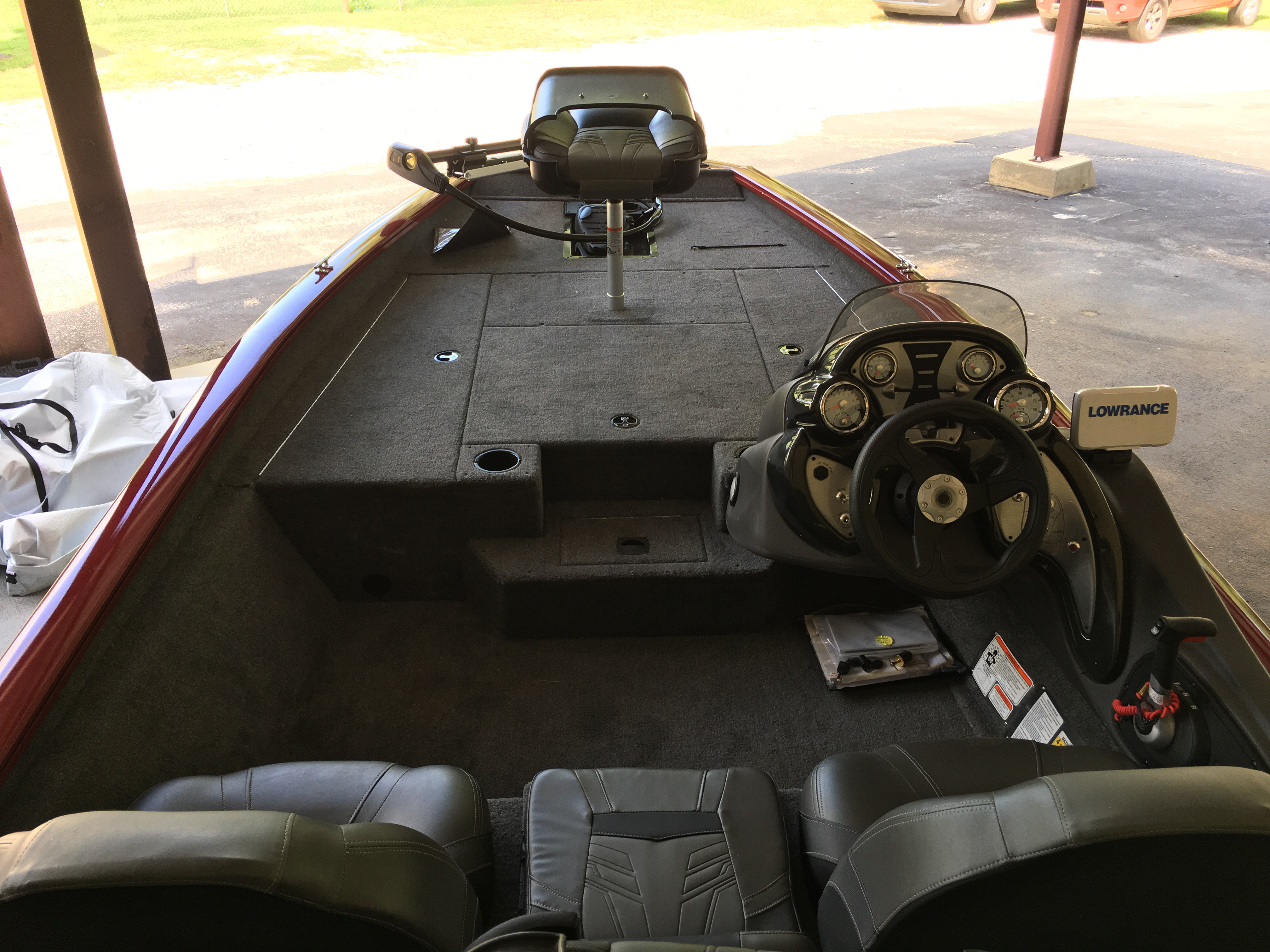 2020 Tracker Boats boat for sale, model of the boat is Tracker Pro Team 175 TXW w/75ELPT 4S STD & Image # 23 of 40