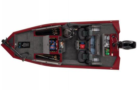 2020 Tracker Boats boat for sale, model of the boat is Tracker Pro Team 175 TXW w/75ELPT 4S STD & Image # 29 of 40