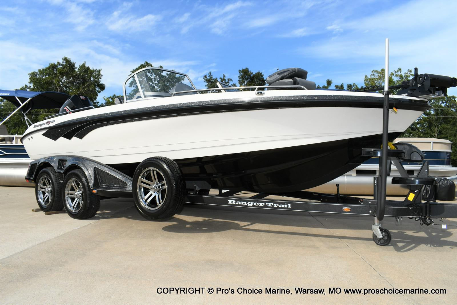 2020 Ranger Boats boat for sale, model of the boat is 620FS Ranger Cup Equipped & Image # 1 of 50