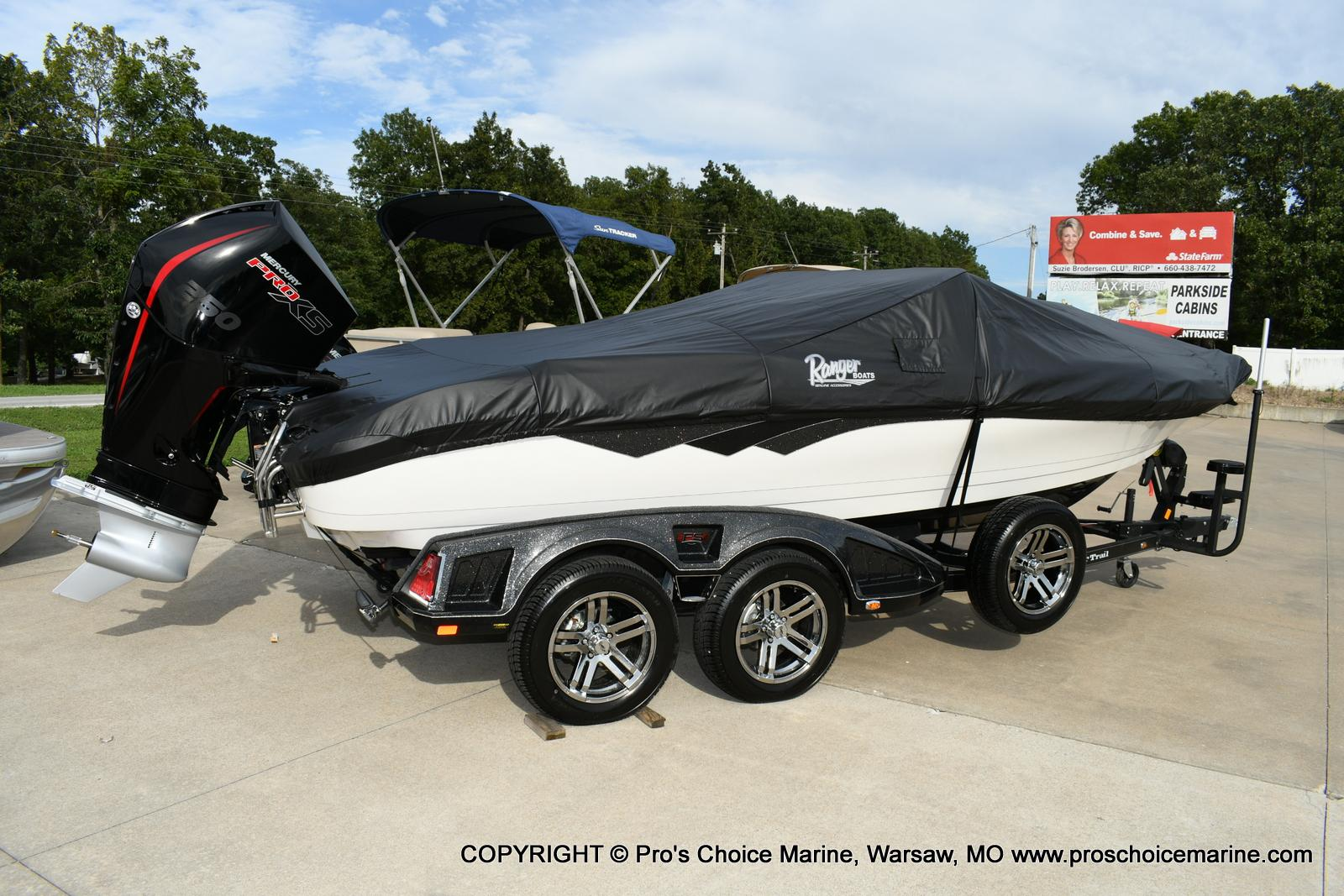 2020 Ranger Boats boat for sale, model of the boat is 620FS Ranger Cup Equipped & Image # 11 of 50