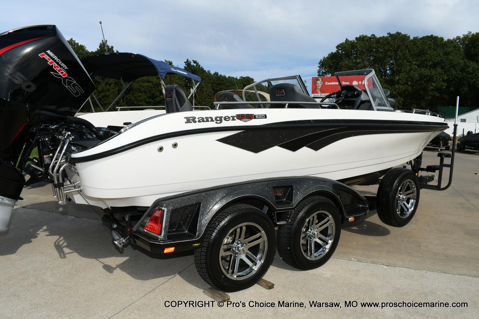 2020 Ranger Boats boat for sale, model of the boat is 620FS Ranger Cup Equipped & Image # 13 of 50