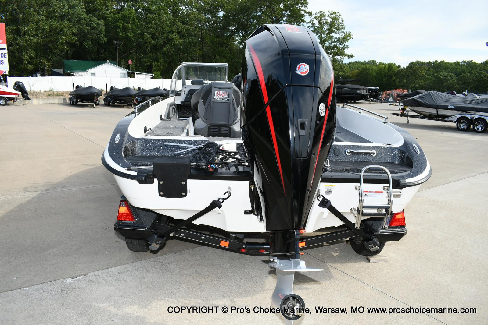 2020 Ranger Boats boat for sale, model of the boat is 620FS Ranger Cup Equipped & Image # 14 of 50