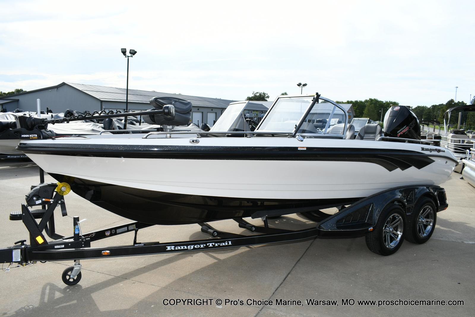 2020 Ranger Boats boat for sale, model of the boat is 620FS Ranger Cup Equipped & Image # 15 of 50