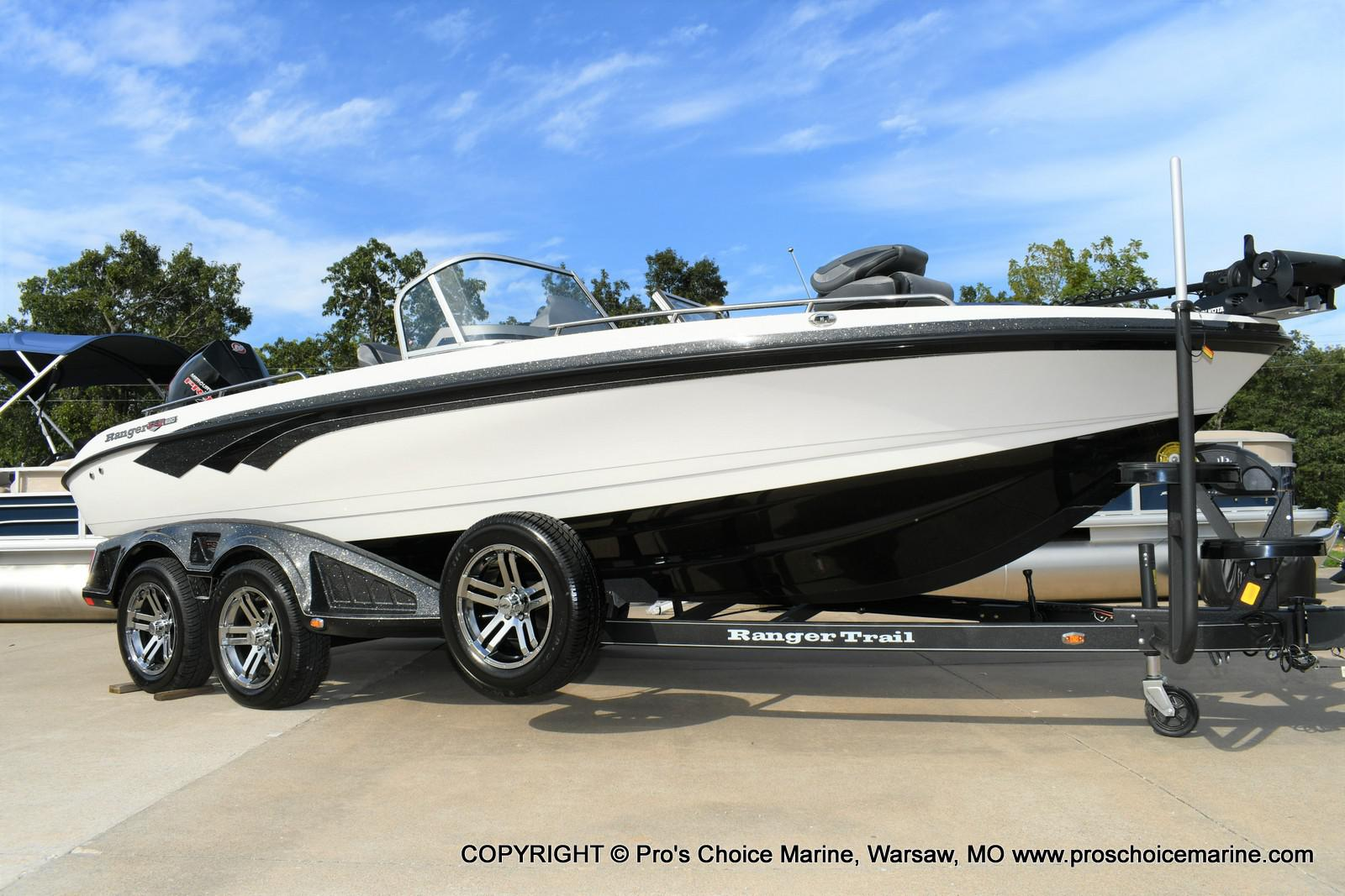 2020 Ranger Boats boat for sale, model of the boat is 620FS Ranger Cup Equipped & Image # 2 of 50