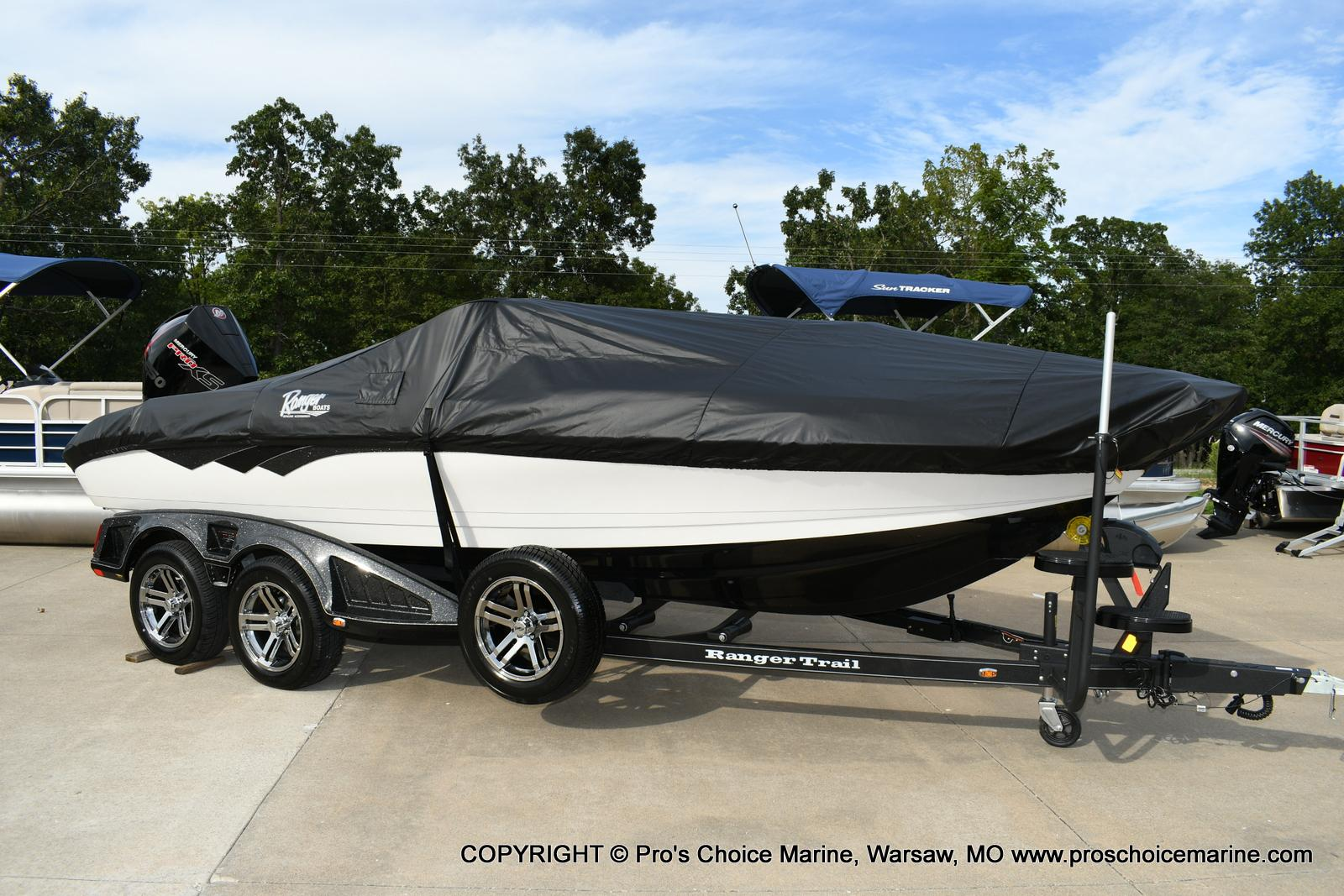 2020 Ranger Boats boat for sale, model of the boat is 620FS Ranger Cup Equipped & Image # 24 of 50