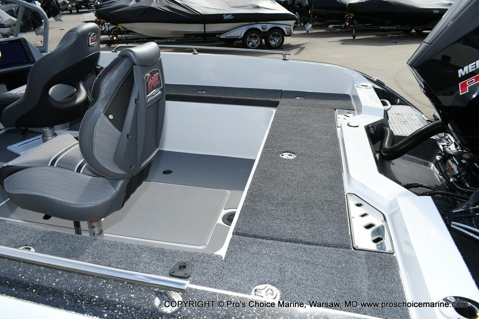 2020 Ranger Boats boat for sale, model of the boat is 620FS Ranger Cup Equipped & Image # 37 of 50