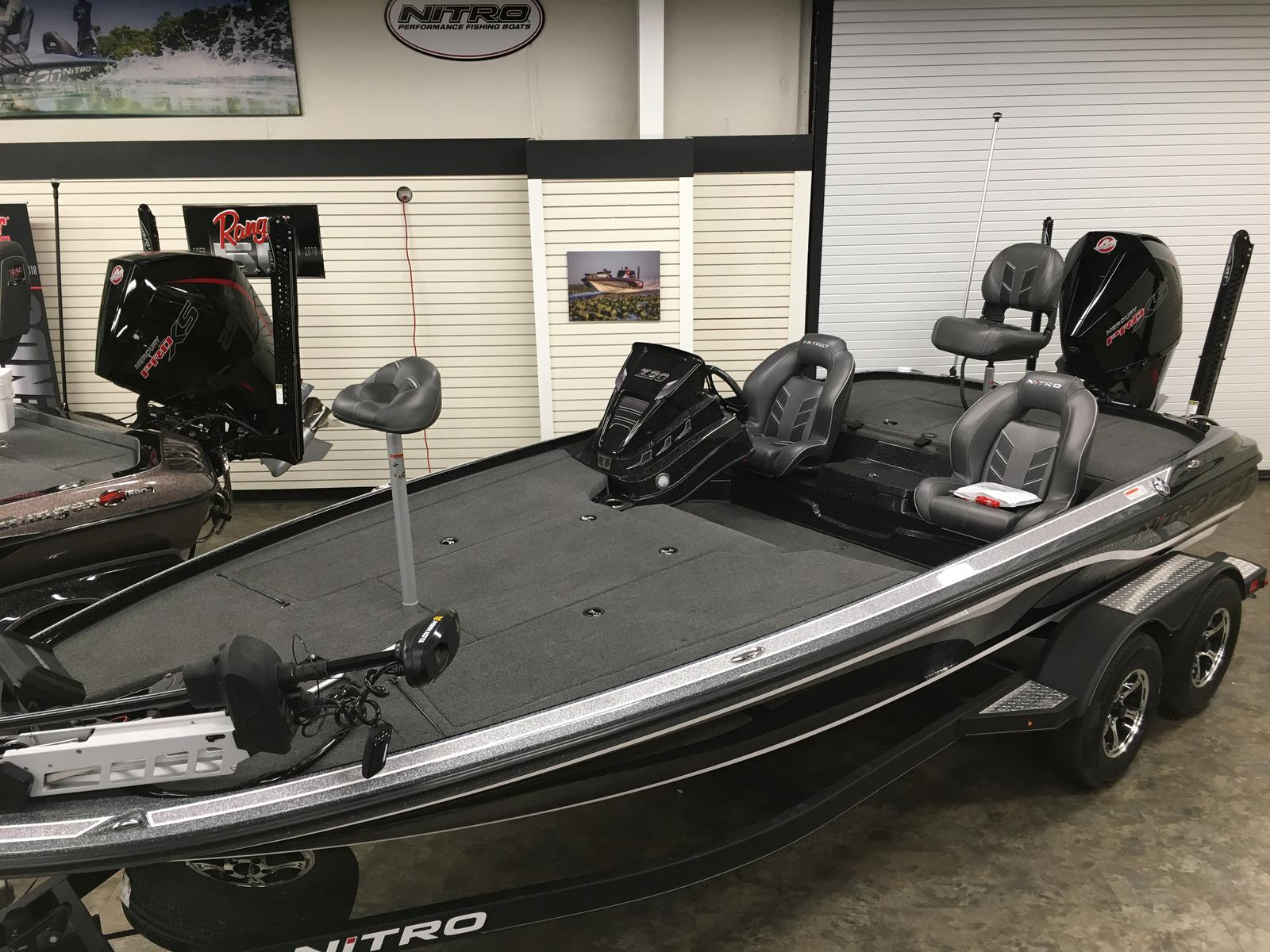2020 Nitro boat for sale, model of the boat is Z20 PRO PACKAGE & Image # 8 of 8