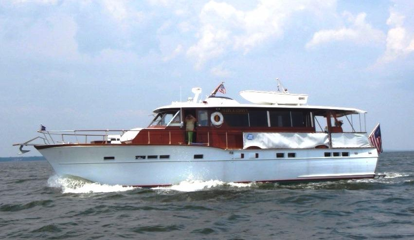 Chris-Craft 56 Salon Motor Yacht