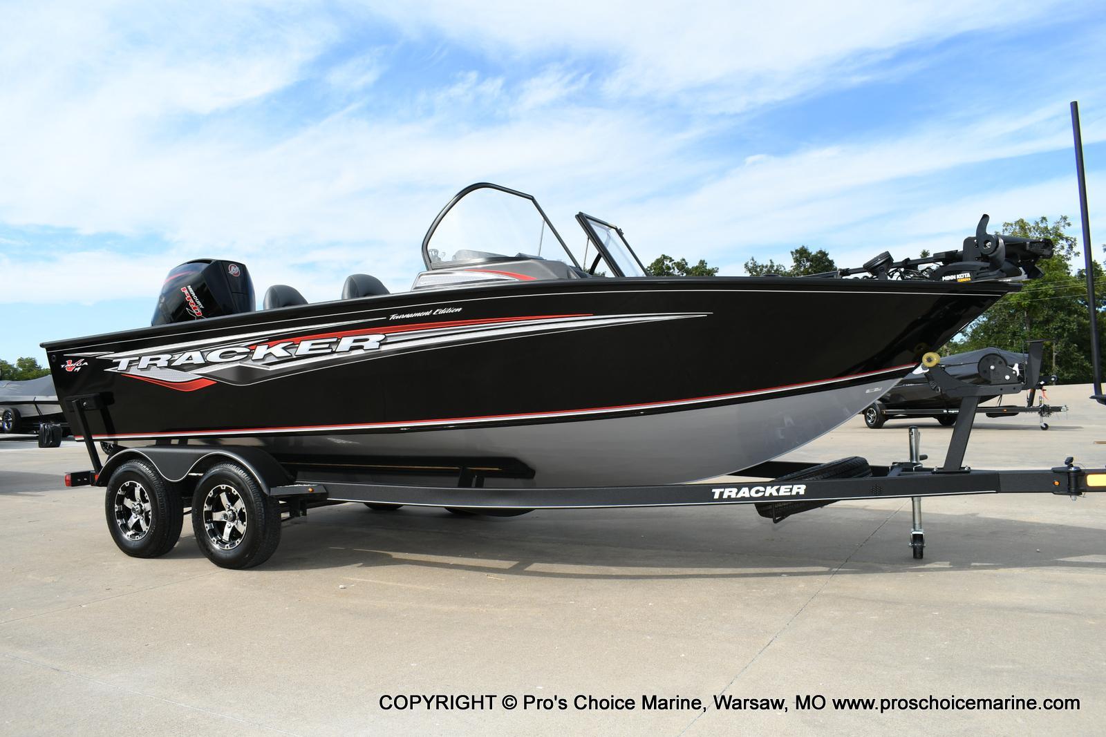 2020 Tracker Boats boat for sale, model of the boat is TARGA V-19 WT Tournament Ed. & Image # 1 of 50