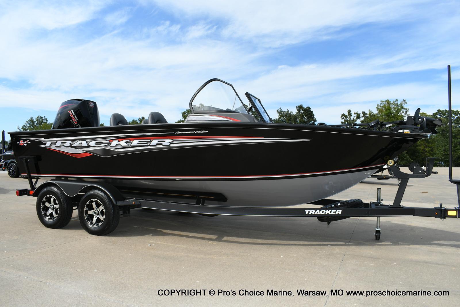 2020 Tracker Boats boat for sale, model of the boat is TARGA V-19 WT Tournament Ed. & Image # 16 of 50