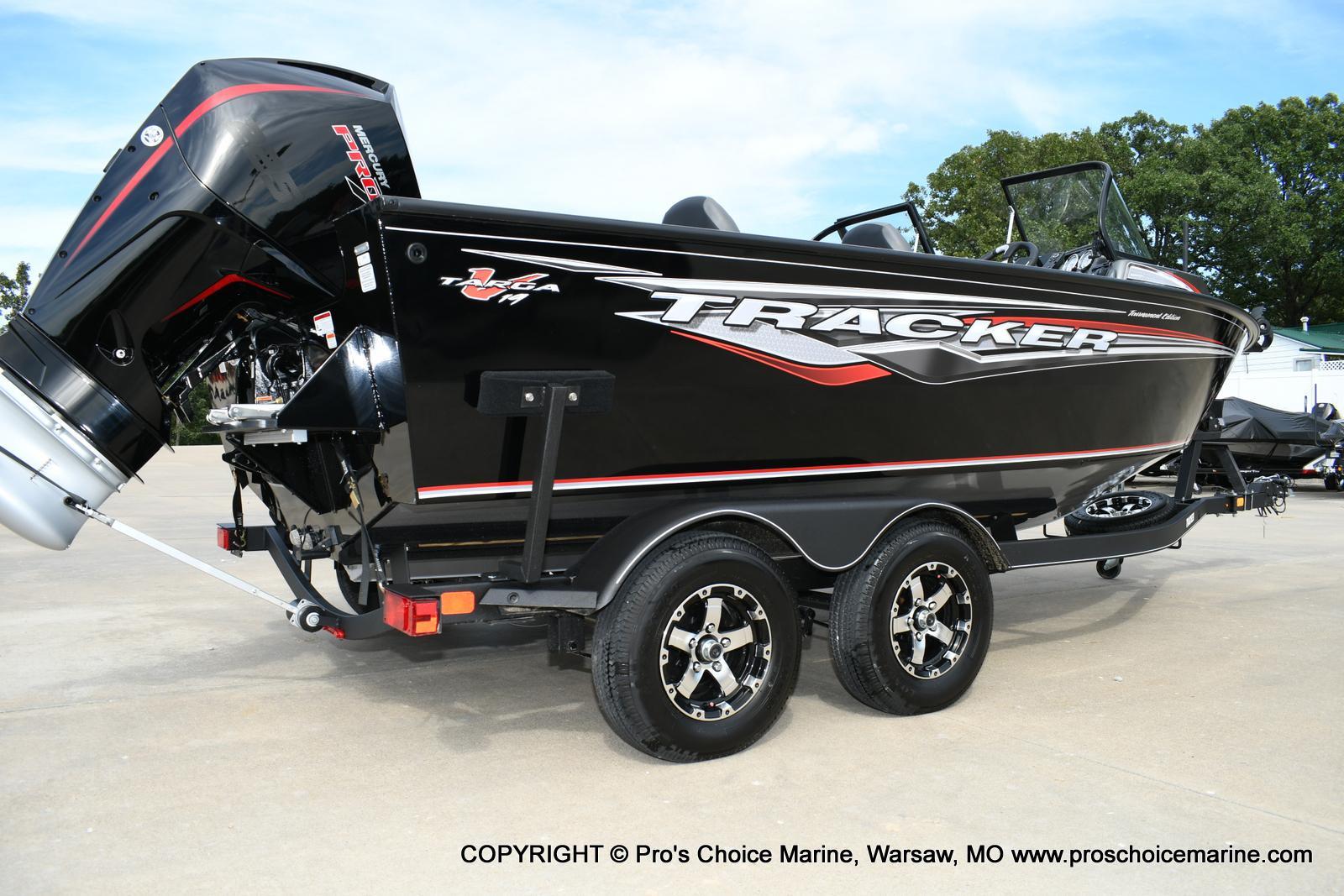 2020 Tracker Boats boat for sale, model of the boat is TARGA V-19 WT Tournament Ed. & Image # 17 of 50