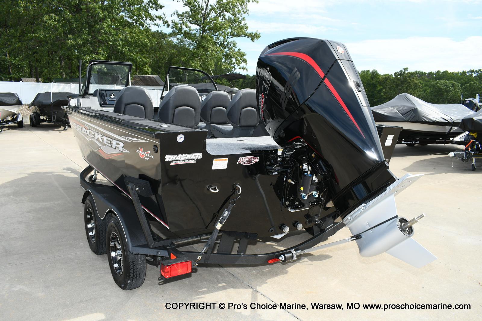 2020 Tracker Boats boat for sale, model of the boat is TARGA V-19 WT Tournament Ed. & Image # 2 of 50