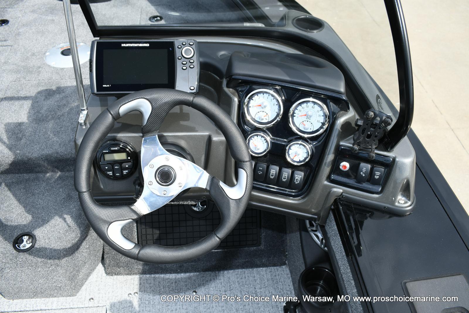 2020 Tracker Boats boat for sale, model of the boat is TARGA V-19 WT Tournament Ed. & Image # 23 of 50