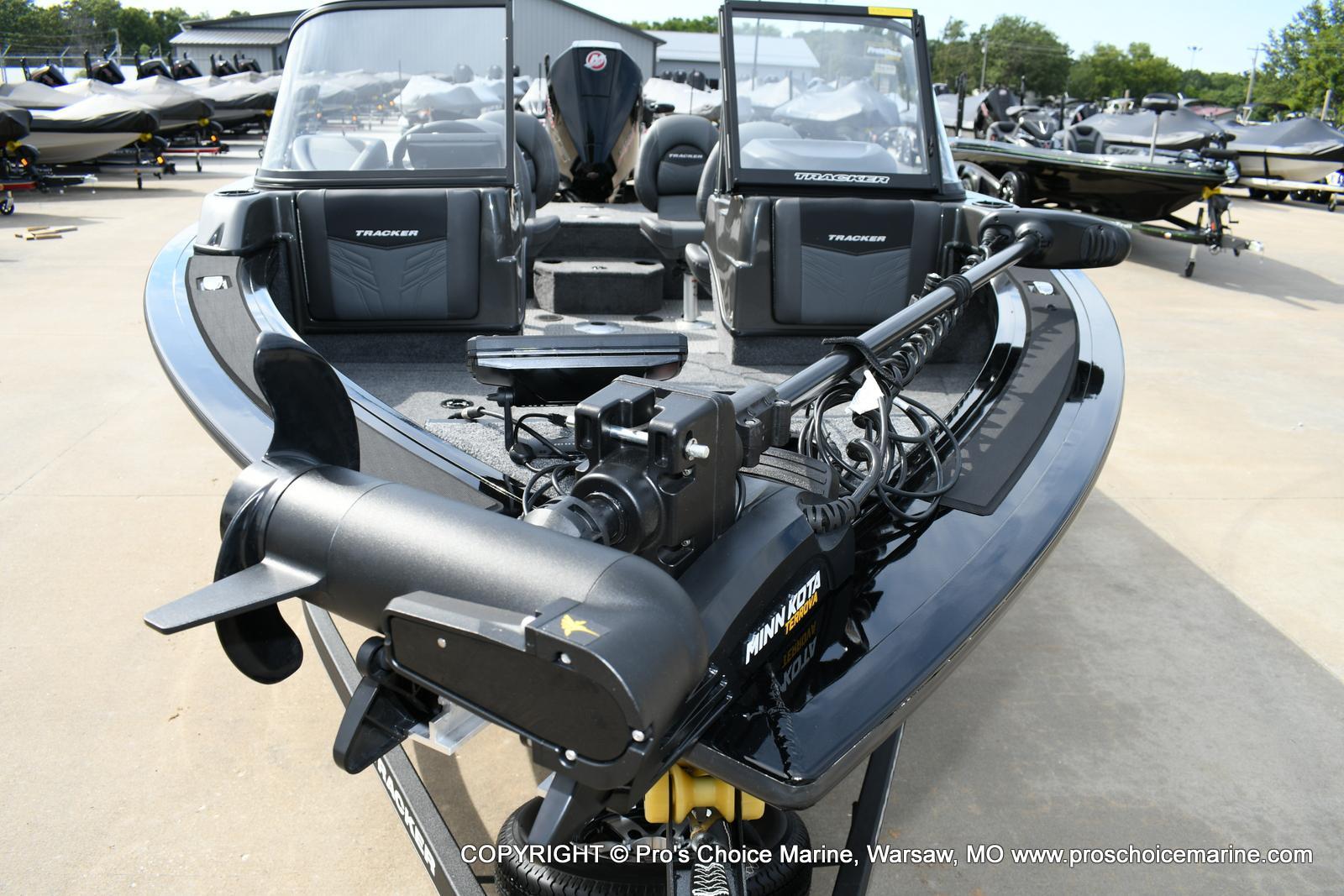 2020 Tracker Boats boat for sale, model of the boat is TARGA V-19 WT Tournament Ed. & Image # 3 of 50
