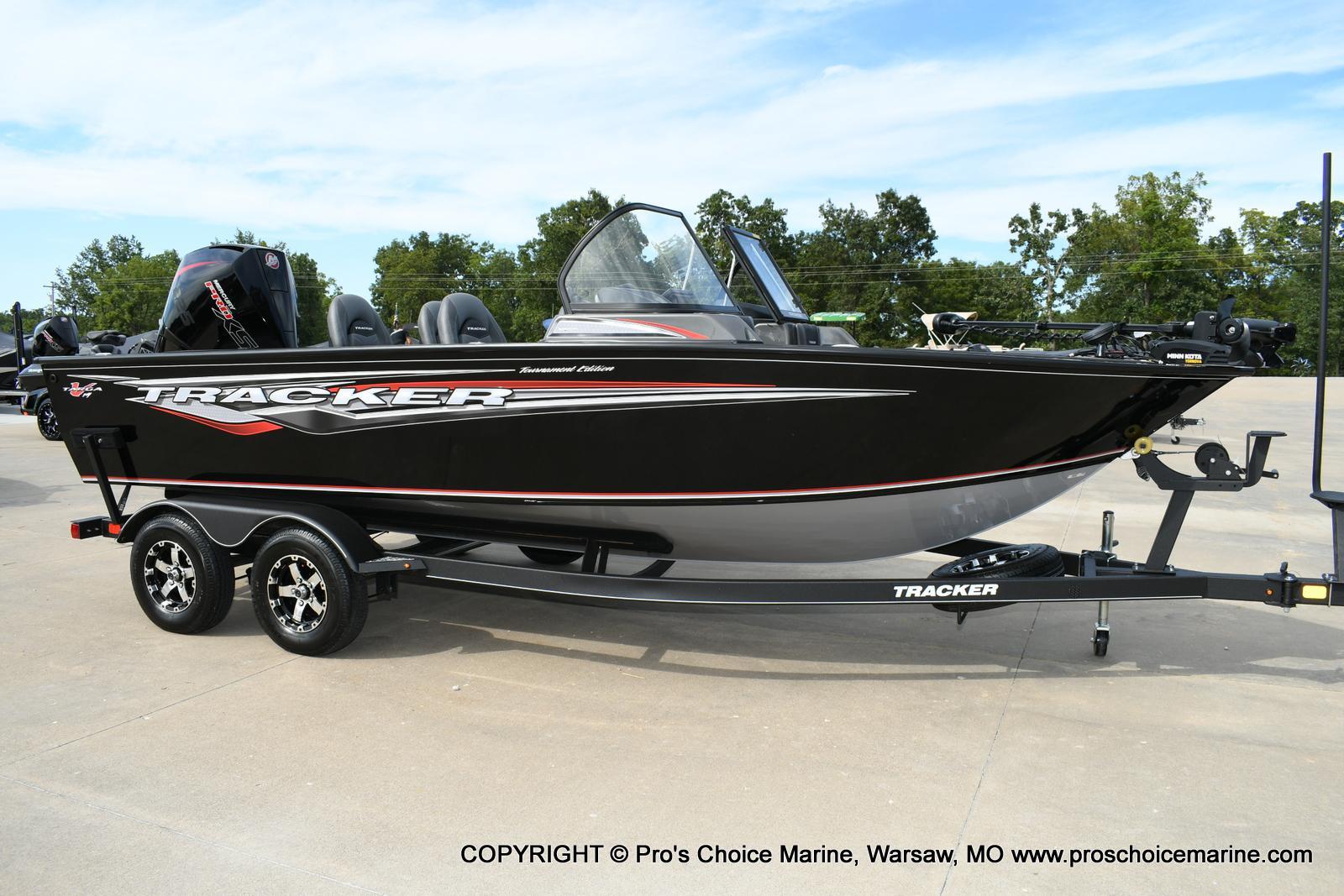 2020 Tracker Boats boat for sale, model of the boat is TARGA V-19 WT Tournament Ed. & Image # 39 of 50