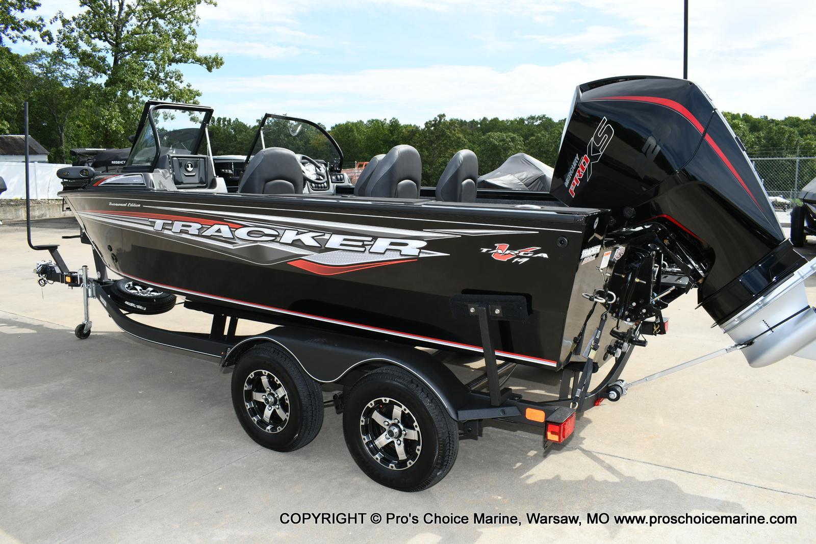 2020 Tracker Boats boat for sale, model of the boat is TARGA V-19 WT Tournament Ed. & Image # 41 of 50