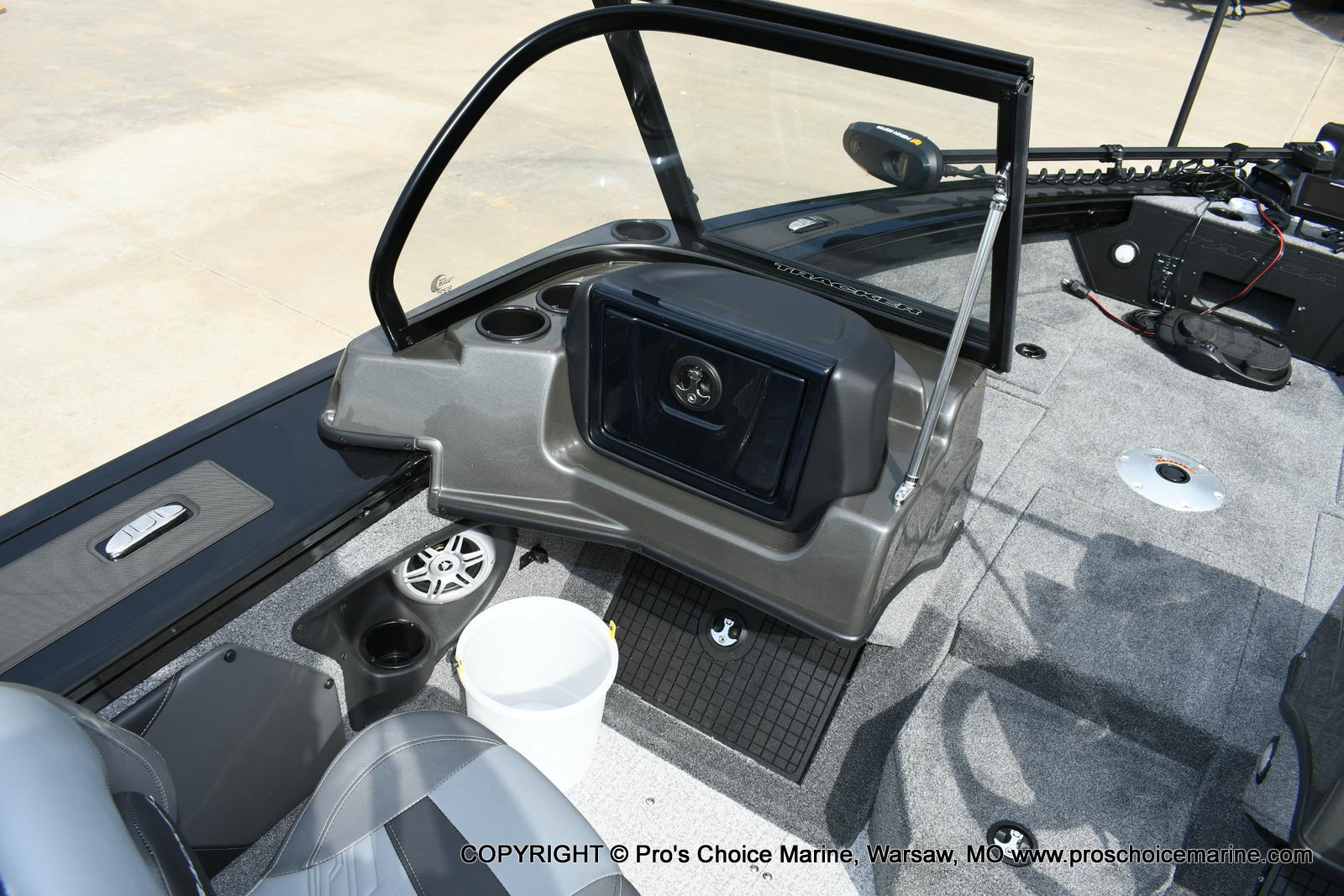 2020 Tracker Boats boat for sale, model of the boat is TARGA V-19 WT Tournament Ed. & Image # 7 of 50