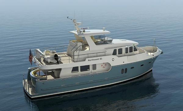 Picture Of:  63' Northwest 63 2021Yacht For Sale | 3 of 4