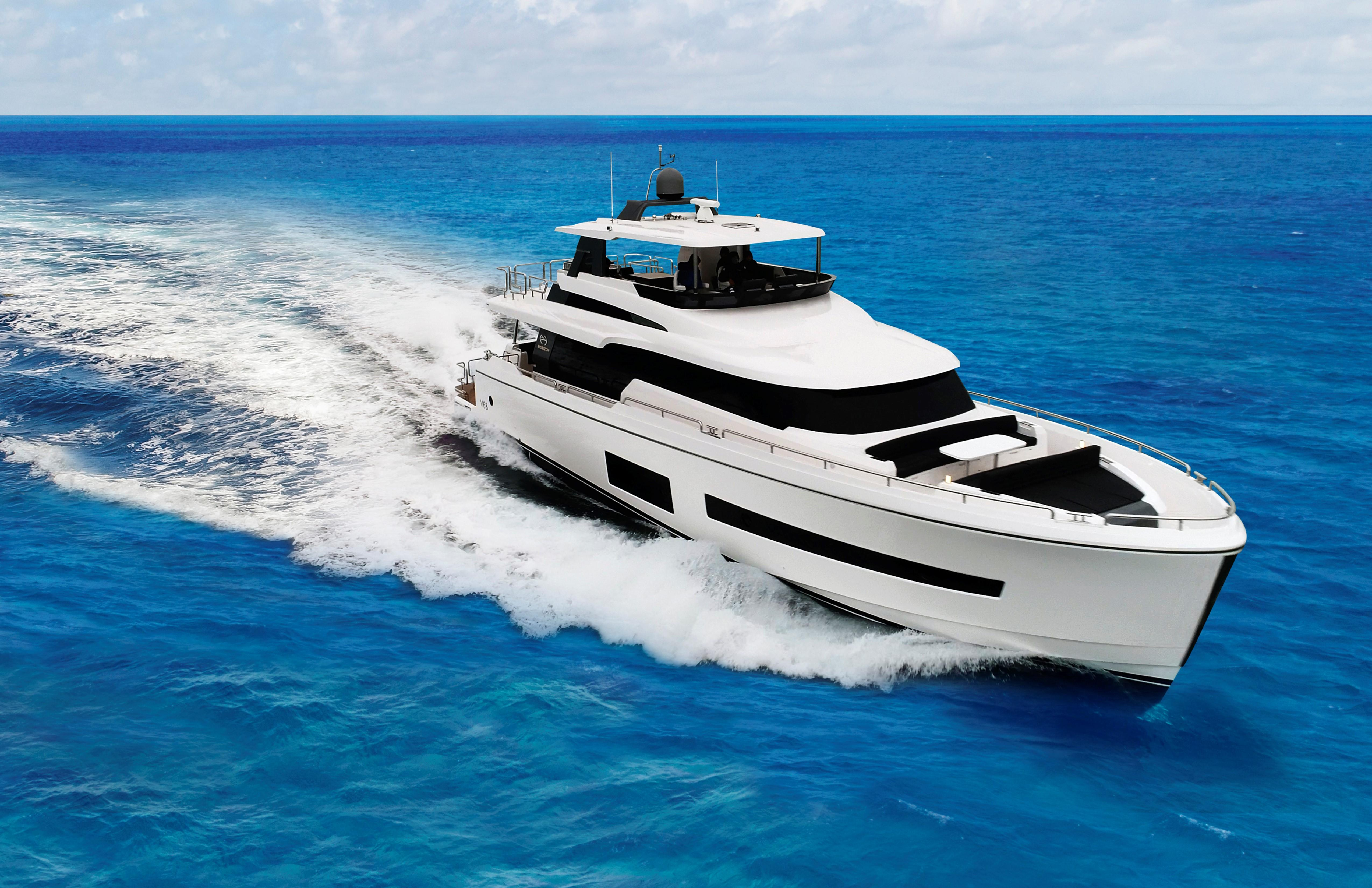 New 68-601 Horizon 68 Yachts for Sale