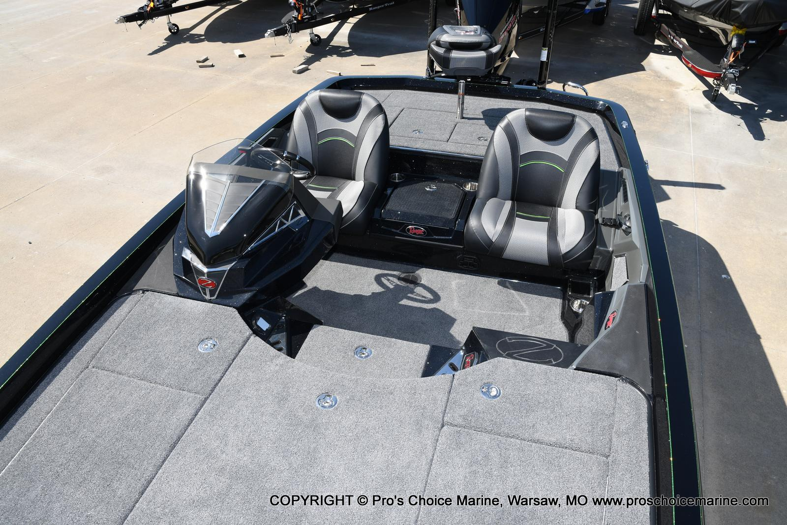 2020 Ranger Boats boat for sale, model of the boat is Z521L Ranger Cup & Image # 12 of 50