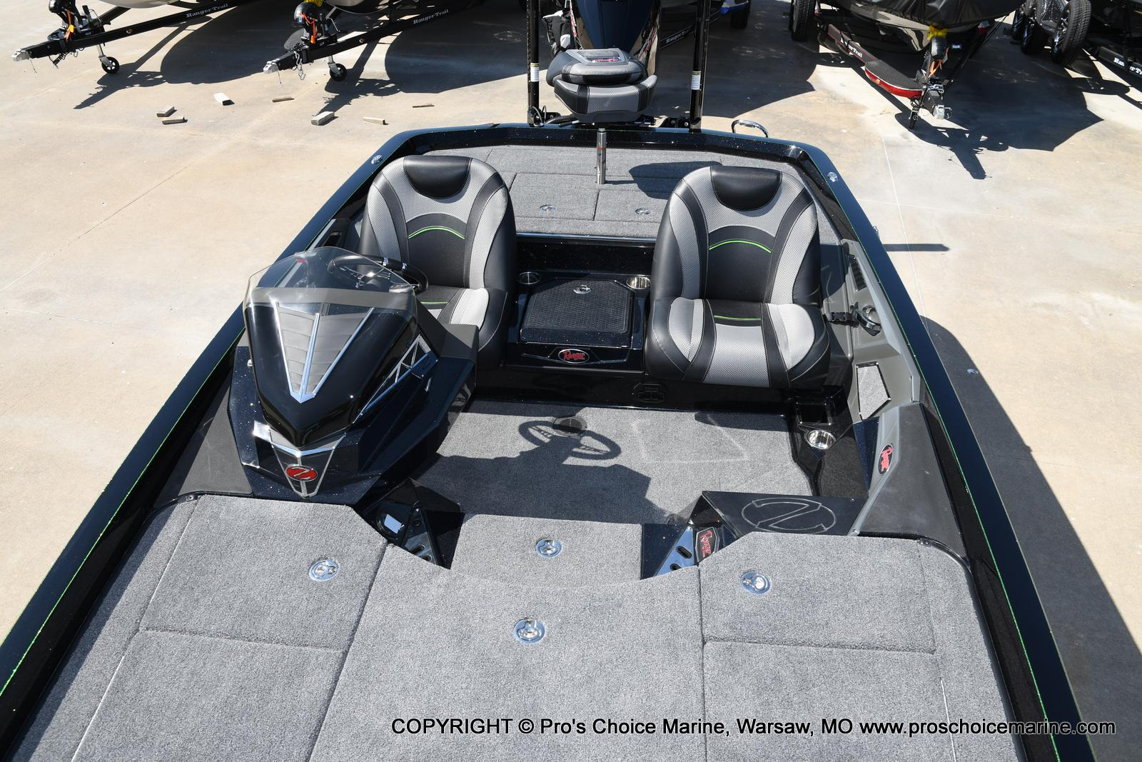 2020 Ranger Boats boat for sale, model of the boat is Z521L Ranger Cup & Image # 13 of 50