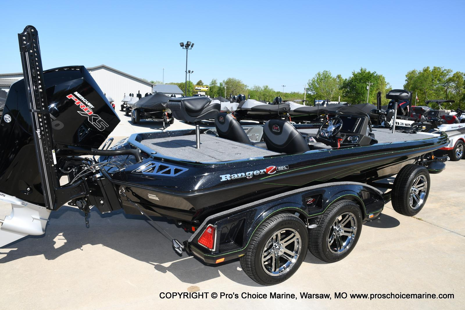 2020 Ranger Boats boat for sale, model of the boat is Z521L Ranger Cup & Image # 26 of 50