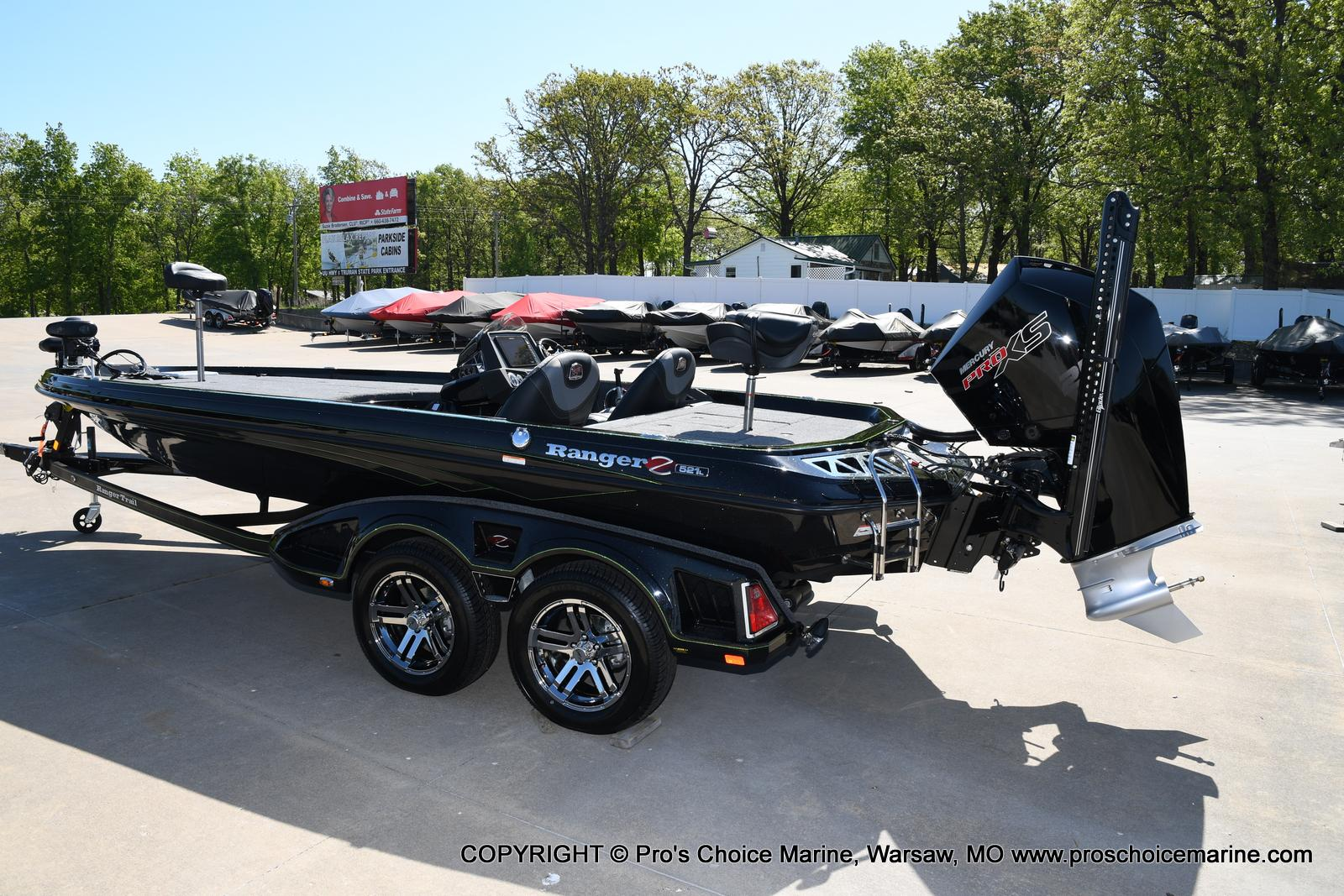 2020 Ranger Boats boat for sale, model of the boat is Z521L Ranger Cup & Image # 29 of 50