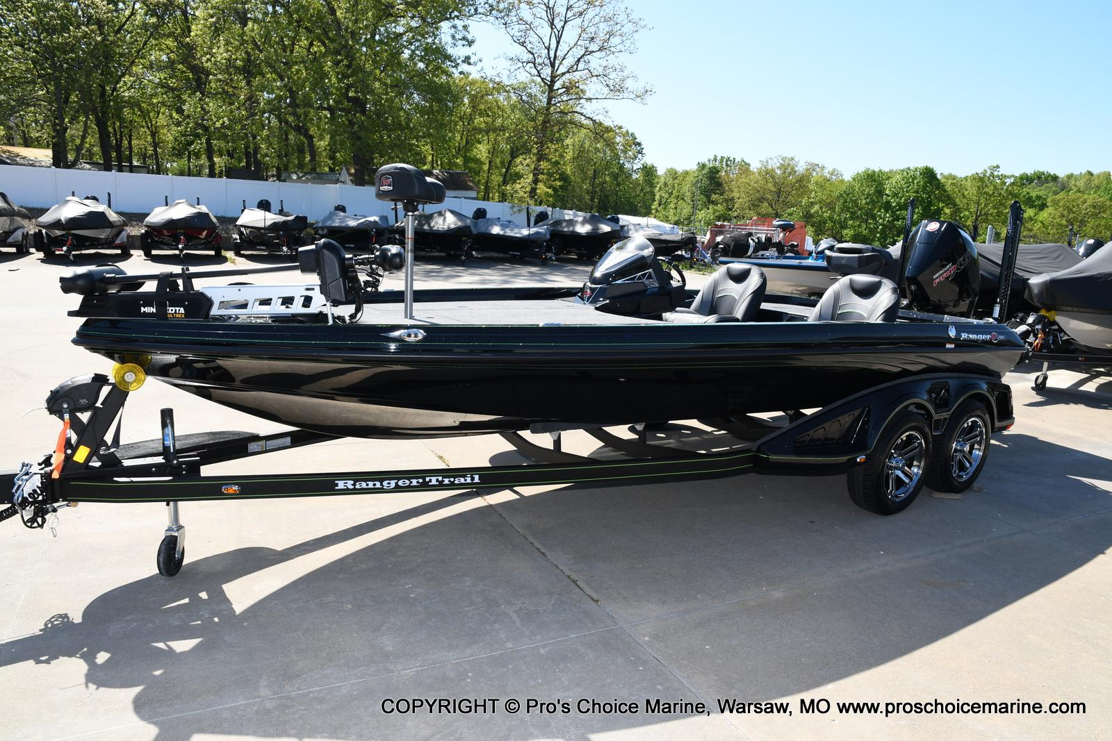 2020 Ranger Boats boat for sale, model of the boat is Z521L Ranger Cup & Image # 37 of 50