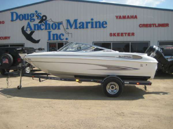 2001 GLASTRON SX 170 for sale